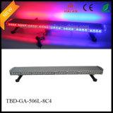 Safety Warning를 위한 빨강과 Blue LED Aluminum Lightbar