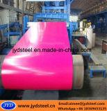 PPGI/PPGL pintado PVDF de acero en bobina