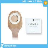 Sacchetto a due pezzi scaricabile all'ingrosso del Colostomy di buona qualità della Cina