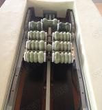 Body Table De Massage pieno elettrico/base tailandese termica di massaggio rullo infrarosso della giada
