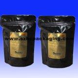 Walzen-Tabak-Beutel-wiederversiegelbarer Plastiktabak-Beutel