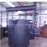 Оборудование отливки, уполовник чайника машины горячего уполовника металла
