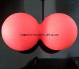 Подгонянные шарики силиконовой резины качества еды соединиенные твиновские для массажа мышцы