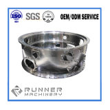 알루미늄 또는 금관 악기 스테인리스 금속 정밀도 자동차 부속 CNC 기계로 가공
