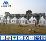 La tenda di alluminio del Pagoda per l'evento ha usato