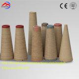 Baixa alta velocidade artificial/núcleo de papel cone de matéria têxtil que faz a máquina