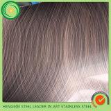 316 304 HaarstrichbronzeEdelstahl-Blatt mit preiswertem Preis