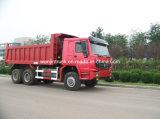 HOWO T7h 360HP 6X4 덤프 트럭