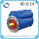 耐圧防爆炭鉱の剪断機のための水によって冷却される4kw-355kw IP54-IP67モーター