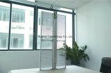 건물 정면을%s 창조적인 투명한 발광 다이오드 표시