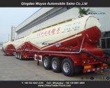 3 de Aanhangwagen van het Cement van de Tank van de as met As Fuwa en Dieselmotor