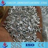 Kaltbezogenes Aluminiumgefäß/Rohr im guten Ausschnitt