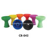 Narguile Accesorios Coloridos Silicona de Moda Samsara Hookah Bowl