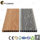 China-Lieferanten-haltbarer festes Holzzusammengesetzter Plastikdecking (TS-03)