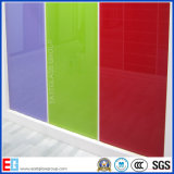 그리는 또는 색깔 또는 건물 빨간 그려진 유리