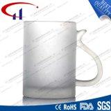 super weißer Wasser-Becher des bereiften Glas-290ml (CHM8101)
