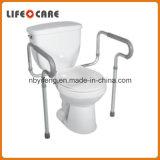 Frame ajustável da segurança do toalete