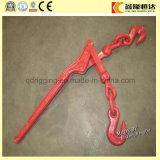Cahier à chaînes de type levier peint rouge du chargement G70/G80