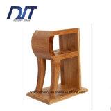 R fatta a mano ecologica di figura blocco per grafici di bambù della lama