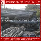 Barra de acero deformida laminada en caliente Gr40 para el metal del edificio
