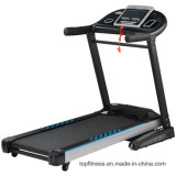 Machine de gym de luxe la plus populaire avec le tapis roulant commercial Music Displayer