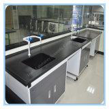 Meubles en acier de laboratoire utilisés par chimie en métal