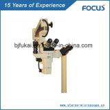 Meu microscópio Ophthalmic do funcionamento do teste melhor com Manufactory especializado