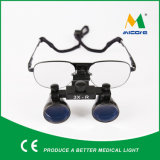 Lenti di ingrandimento otorinolaringoiatriche dentali del blocco per grafici binoculare del metallo del Magnifier 3.0X