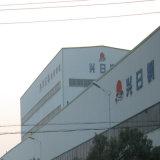 Manufactura de bobina galvanizada de acero para la construcción de China