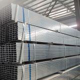 Fabbrica quadrata saldata di Tianjin della conduttura d'acciaio di Pre-Galvnaized