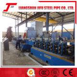 Nueva cadena de producción soldada del tubo del acero inoxidable