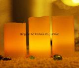 Vela puesta sin llama del LED --Fieltro falso