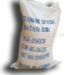 Il diossido di titanio economico Anatase (B101) per vernice, sapone, scarpa la suola