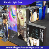Outdoor-Doppel-Faced Werbung LED Stoff Light Box