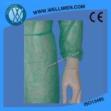Manteaux jetables de laboratoire de manteau chirurgical