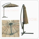 Зонтик сада парасоля сада зонтика 10FT стекла волокна вися напольный