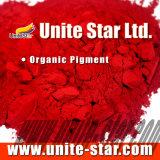 Rojo orgánico 170 del pigmento para las tintas de la base del agua