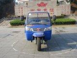Chinesen öffnen Waw motorisiertes Ladung-Dieseldreirad für Verkauf