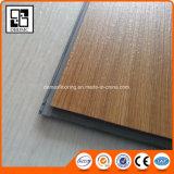 Non plancher de luxe de vinyle de PVC de cliquetis de sembler du bois de glissade