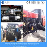 2017 신형 40HP 4 바퀴 드라이브 디젤 엔진 농업 트랙터