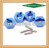 Ar15-OEM Fabriek CNC die de Precisie machinaal bewerken die van de Delen van de Basis van het Frame van het Aluminium Delen machinaal bewerken