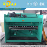 O CNC pressiona o freio com controles do CNC de Delem Da41