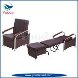 El hospital plegable lujoso acompaña la silla