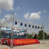 Van de LEIDENE van de Verlichting van de Muziek van het Overleg van Afrika de OpenluchtBundel van het Aluminium van de Tribune van de Cabine van de Tentoonstelling Gebeurtenis van het Stadium