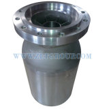 Goulds Turbine-Pumpen-Filterglocke-Einleitung-Filterglocke mit angestrichen/raues/emailliert