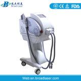 Piel luz IPL RF belleza de eliminación permanente del pelo de la máquina, Vascular terapia del acné