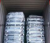 접힌 철강선 메시 콘테이너 (1000*800*840)