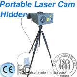 携帯用赤外線レーザーのカメラ