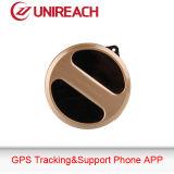GPS pessoal que segue o dispositivo de Unireach