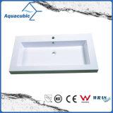 Polymarble&Nbsp; Basin&Nbsp; Escoger/los fregaderos dobles del cuarto de baño